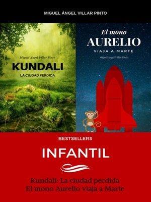 cover image of Infantil: Bestsellers, Libro 1