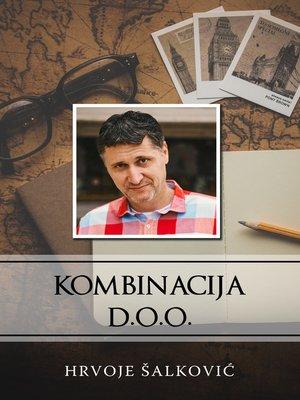 cover image of Kombinacija d.o.o.