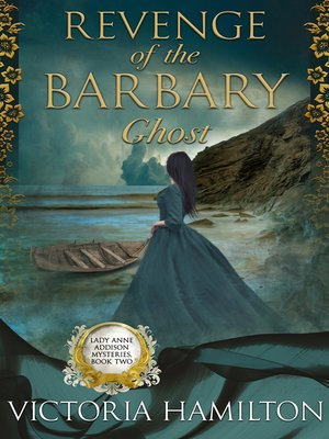 cover image of Revenge of the Barbary Ghost