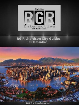 cover image of Vancouver Interactive City Guide