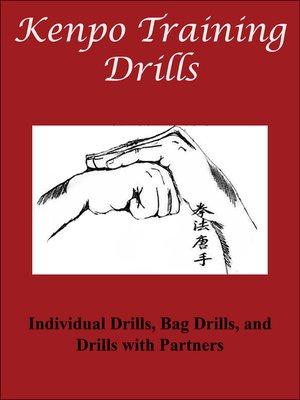 cover image of Kenpo Training Drills