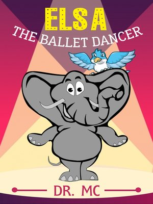 cover image of Elsa the Ballet Dancer