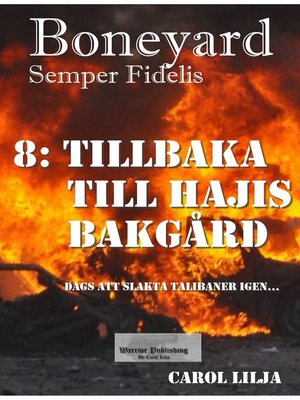 cover image of Boneyard 8 Tillbaka till Hajis bakgård