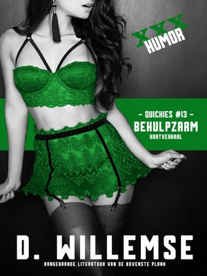 cover image of Behulpzaam