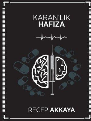 cover image of Karanlık Hafıza