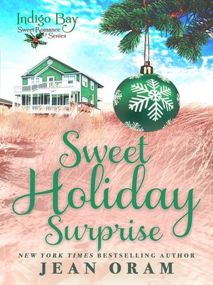 cover image of Sweet Holiday Surprise