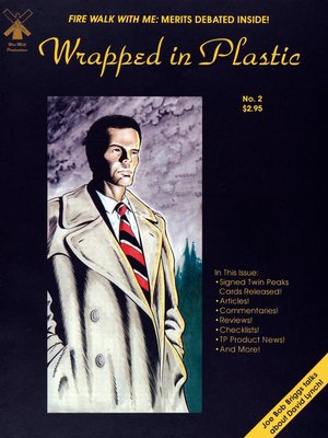 cover image of Issue #2: Wrapped In Plastic Magazine, Book 2