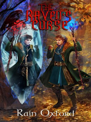 cover image of The Raven's Curse
