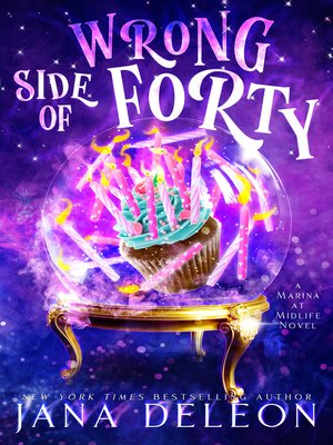 cover image of Wrong Side of Forty