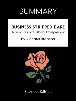 cover image of SUMMARY--Business Stripped Bare