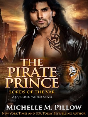 cover image of The Pirate Prince