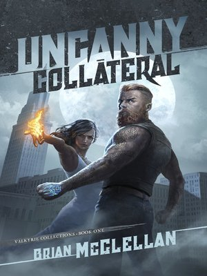 cover image of Uncanny Collateral
