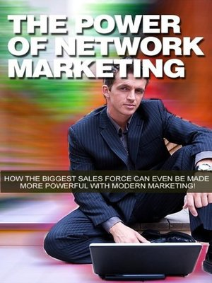 cover image of The Power of Network Marketing