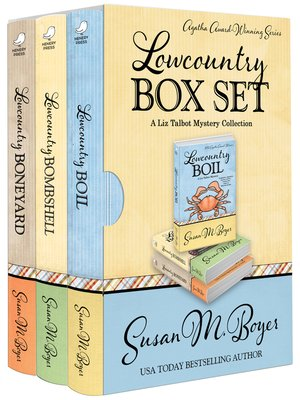 cover image of LOWCOUNTRY BOX SET