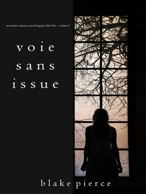 cover image of Voie sans issue