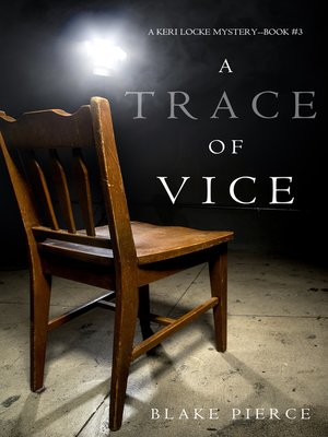 cover image of A Trace of Vice