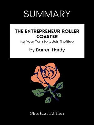 cover image of SUMMARY--The Entrepreneur Roller Coaster