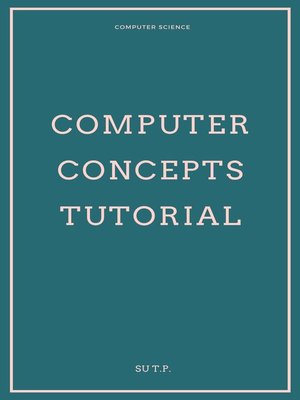 cover image of Computer Concepts Tutorial