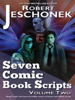 cover image of Seven Comic Book Scripts Volume Two