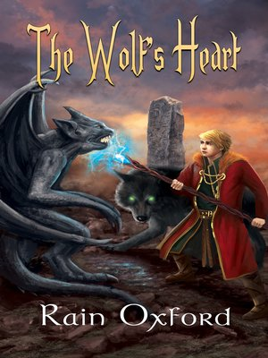 cover image of The Wolf's Heart, Book 6
