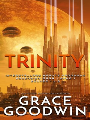cover image of Trinity