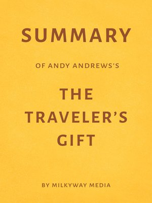cover image of Summary of Andy Andrews's the Traveler's Gift