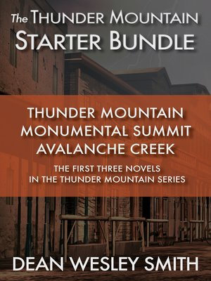cover image of The Thunder Mountain Starter Bundle