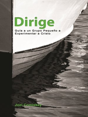 cover image of Dirige