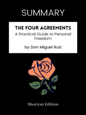 cover image of SUMMARY--The Four Agreements