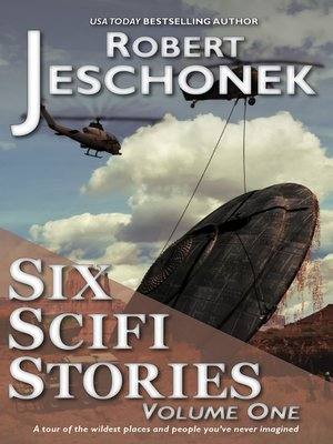 cover image of Six Scifi Stories Volume One