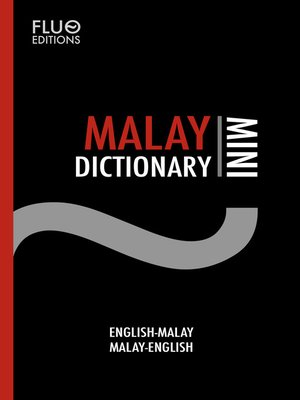 cover image of Malay Mini Dictionary