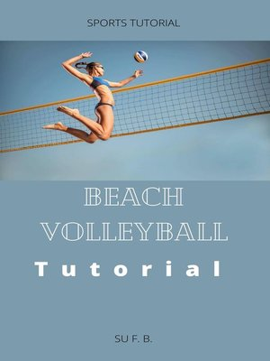 cover image of Beach Volleyball Tutorial