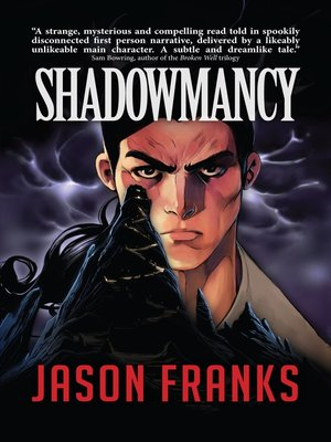 cover image of Shadowmancy