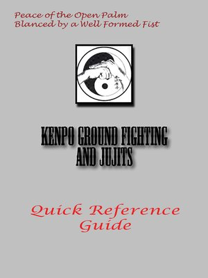 cover image of Kenpo Ground Fighting and Jujitsu