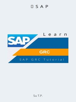 cover image of Learn SAP GRC