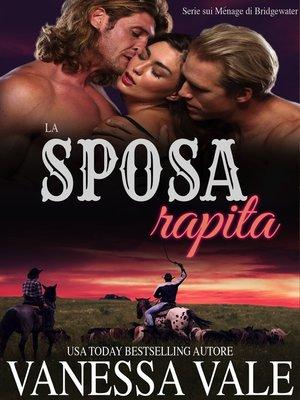cover image of La sposa rapita