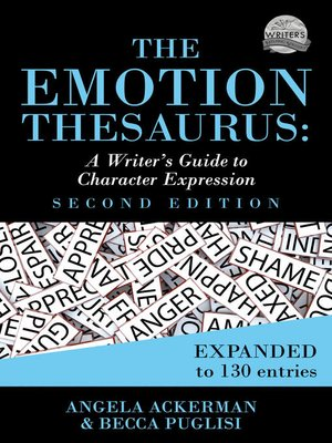 cover image of The Emotion Thesaurus