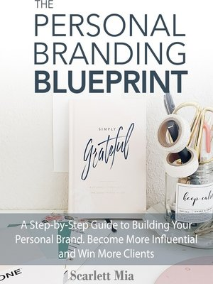 cover image of The Personal Branding Blueprint