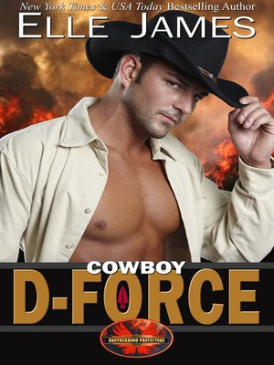 cover image of Cowboy D-Force