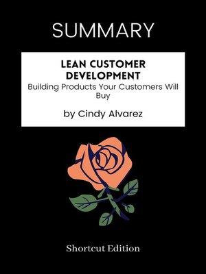 cover image of SUMMARY--Lean Customer Development