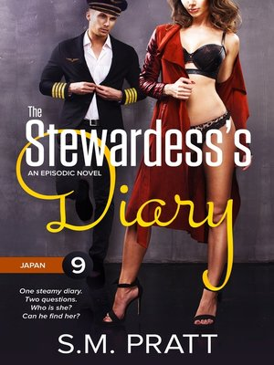 cover image of The Stewardess's Diary: Japan