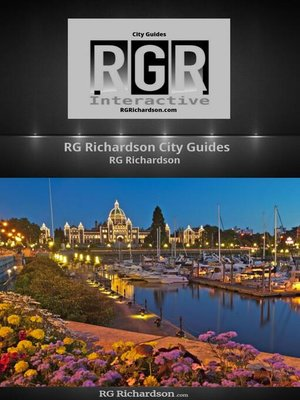 cover image of Victoria Interactive City Guide