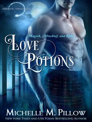 cover image of Love Potions
