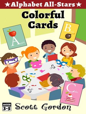 cover image of Colorful Cards