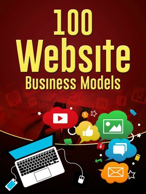 cover image of 100 Website Business Models