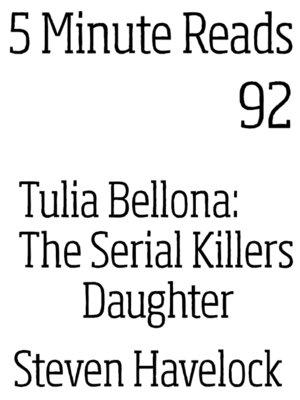 cover image of Tulia Bellona