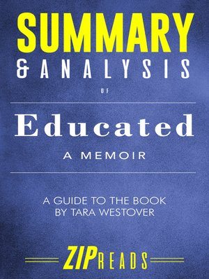 cover image of Summary & Analysis of Educated