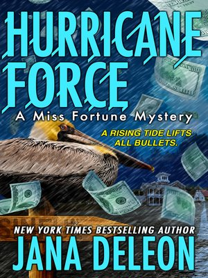 cover image of Hurricane Force