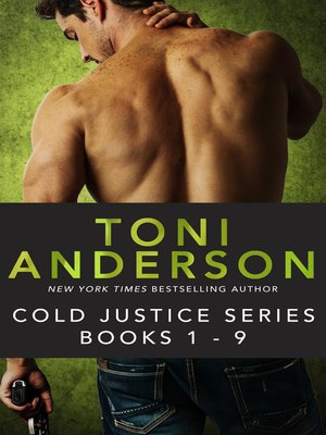 cover image of Cold Justice Series Bundle