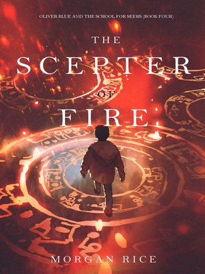 cover image of The Scepter of Fire